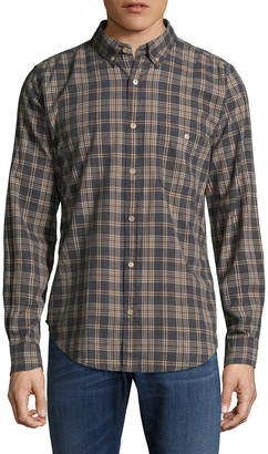 7 For All Mankind Seven 7 Oxford Cotton Sportshirt