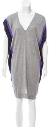 Malo Cashmere Knee-Length Dress