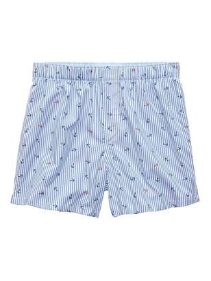 Banana Republic Poppy Anchor Boxer