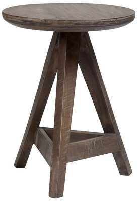 Union Rustic Greer End Table