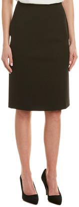 Lafayette 148 New York Slim Pencil Skirt