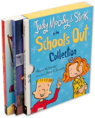 Penguin Random House Judy Moody And Stink In The School's Out Collection By Megan Mcdonald And Peter H. Reynolds