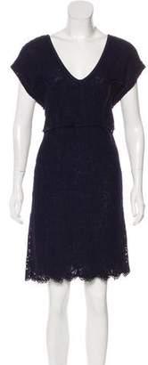 Derek Lam Lace Sleeveless Dress