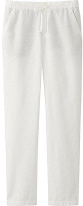 Women's Cotton Linen Relaxed Pants $39.90 thestylecure.com