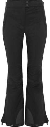Moncler Flared Ski Pants - Black