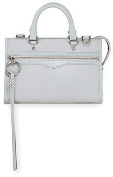 Rebecca Minkoff Micro Bedford Zip Satchel Bag