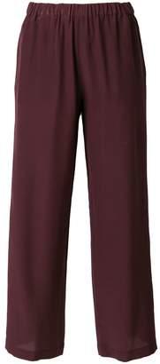 Aspesi wide cropped trousers
