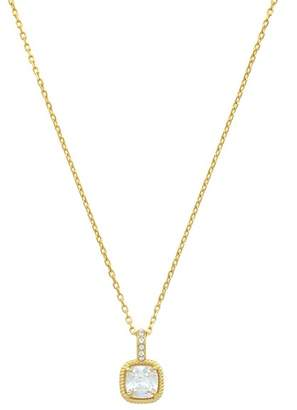 Cole Haan CZ Solitaire Necklace