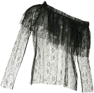 Alice McCall Day Dreamer sheer blouse
