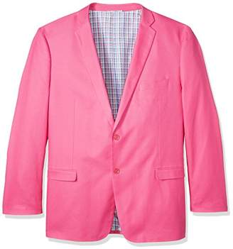U.S. Polo Assn. Men's Big and Tall Fancy Cotton Sport Coat