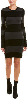 French Connection Rugby Stripe Sweaterdress