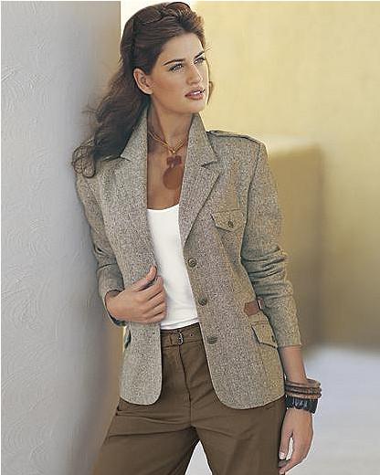 Together® Tweed blazer