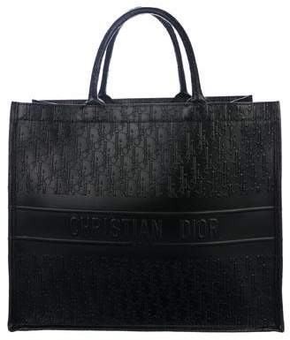 0cad89658085 Christian Dior 2018 Oblique Book Tote