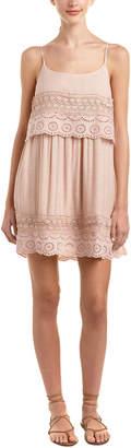 Onetheland Lace Shift Dress