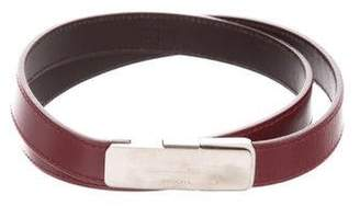 Prada Leather Waist Belt
