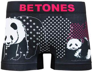 Betones (ビトーンズ) - ビトーンズ BETONES 【BETONES】驚きの伸縮性!ボクサーパンツ メンズ ANIMAL4