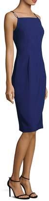 Elie Tahari Women's Vereda Knee-Length Sheath Dress