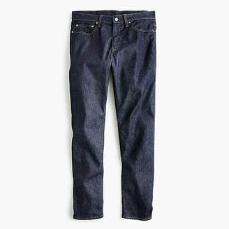 1040 Athletic-fit stretch jean in resin rinse Japanese denim
