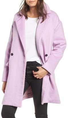 Leith Oversize Double Breasted Coat