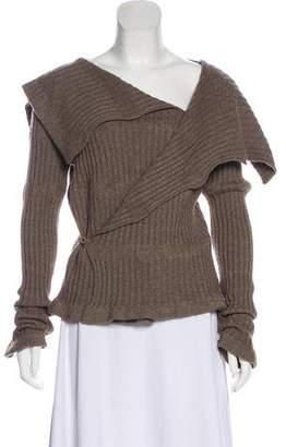 Givenchy Heavy Long Sleeve Cardigan