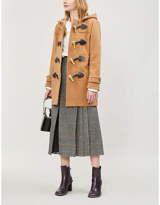 Burberry Merton wool-blend duffle coat