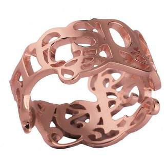 Eina Ahluwalia Love and Respect Ring - Rose Gold