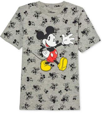 Disney Big Boys Howdy Mickey Mouse T-Shirt