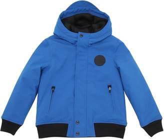 HUGO BOSS Hooded Nylon Padded Ski Jacket