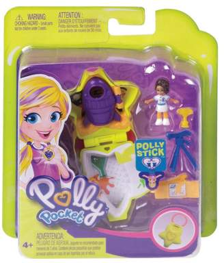 Polly Pocket Girls Tiny Pocket Places Rockin Science Compact