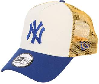 New Era New York Yankees Trucker Hat