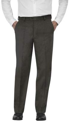 George Men's Microfiber Dress Pants