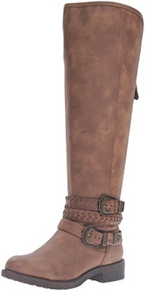 Madden Girl Women's Carrage Motorcycle Boot $79.95 thestylecure.com