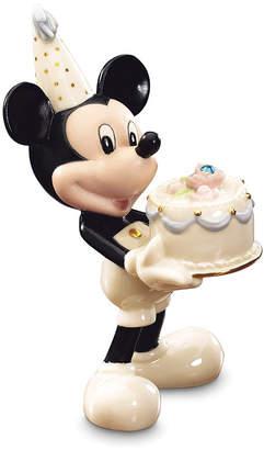 Lenox Birthstone Mickey December Figurine