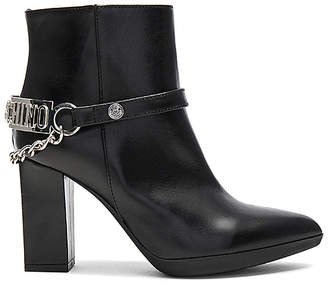 Love Moschino (ラブ モスキーノ) - High Heel Ankle Boot