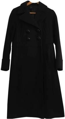 Et Vous Navy Wool Coat for Women