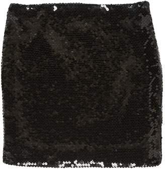 Georges Rech Black Silk Skirts
