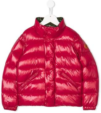 Save The Duck Kids funnel neck padded jacket