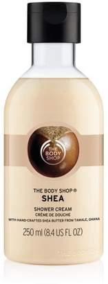 The Body Shop Shea Butter Shower Cream