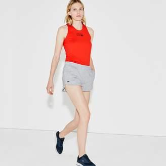 Lacoste Women's SPORT Tennis Fleece Shorts