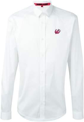 McQ 'Swallow Harness' shirt