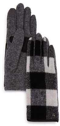 Echo Buffalo Plaid Tech Gloves