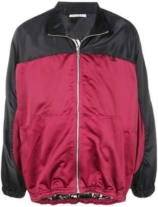 Enfants Riches Deprimes two-tone bomber jacket