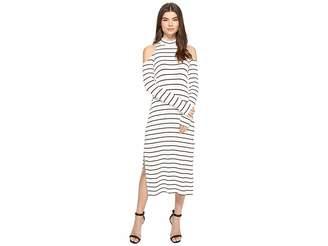 Splendid Dune Stripe Envelope Dress Women's Dress