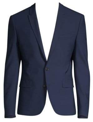 The Kooples Wool Suit Jacket