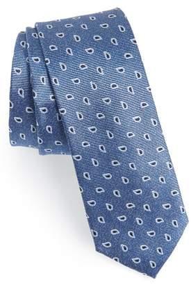 1901 Bayboro Paisley Silk Tie