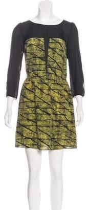 Rebecca Minkoff Silk Mini Dress w/ Tags