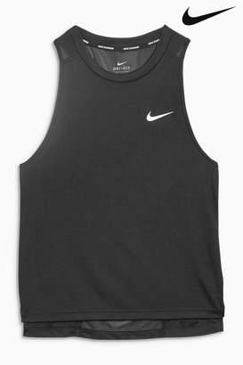 Next Womens Nike Dry Miler Tank