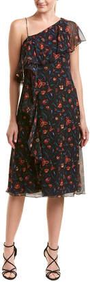 Rachel Zoe Perla Silk Shift Dress