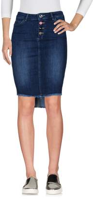 Relish Denim skirts