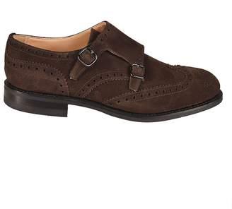 Church's Brogue Monk Shoes